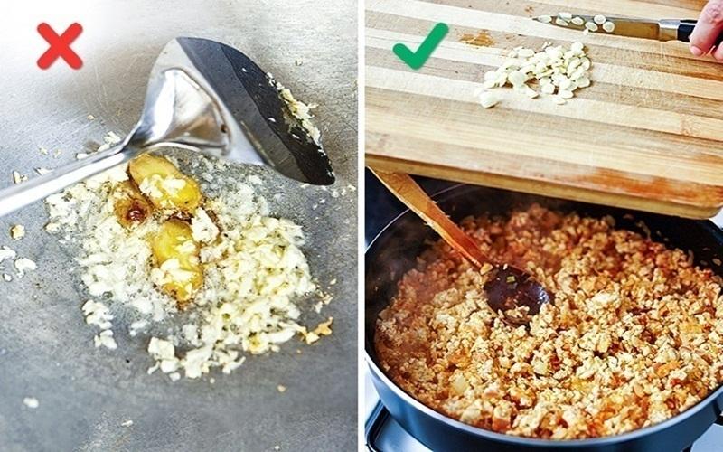 Nấu tỏi đúng cách sẽ làm đậm đà hương vị của món ăn