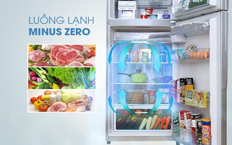 Thực phẩm được bảo quản tốt nhất với công nghệ Minus Zero