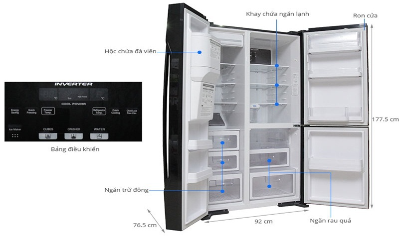 Tiêu chuẩn sản xuất tủ lạnh Hitachi chất lượng và uy tín