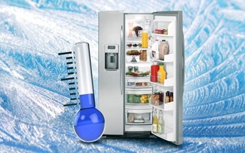 Những lưu ý khi điều chỉnh nhiệt độ cho tủ lạnh
