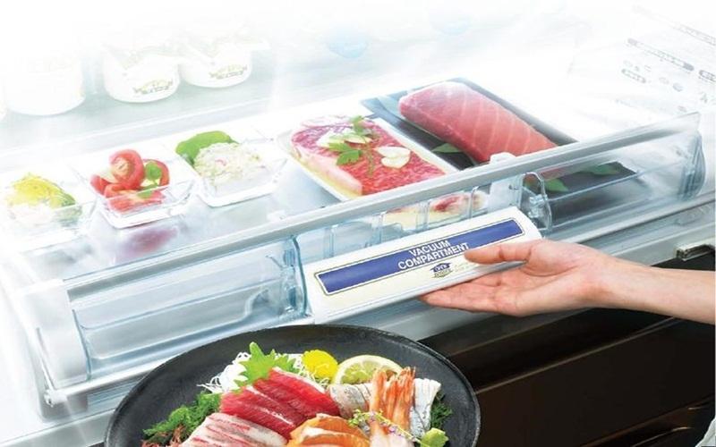 điều chỉnh nhiệt độ thích hợp cho ngăn giữ rau củ quả tủ lạnh
