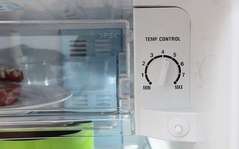 Điều chỉnh nhiệt độ cho các ngăn tủ lạnh như thế nào là thích hợp?