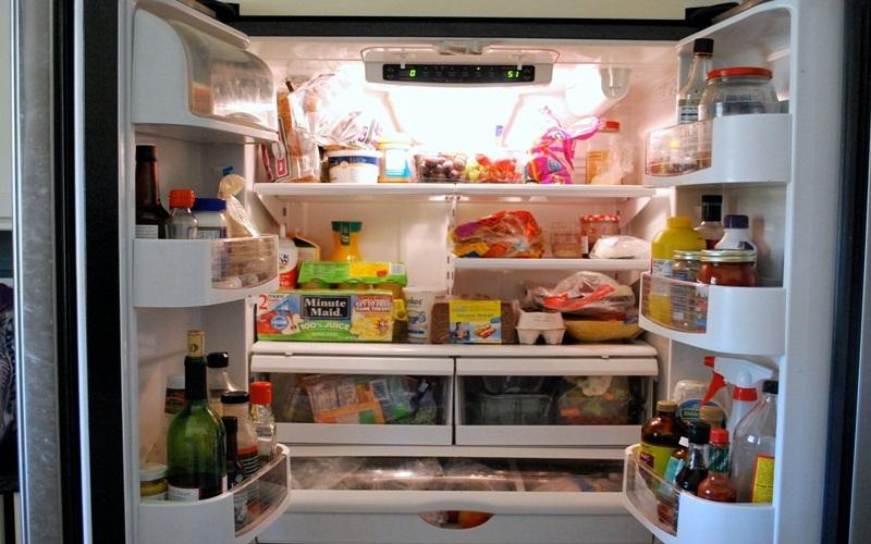 Tích trữ quá nhiều đồ ăn cũng là một nguyên nhấn