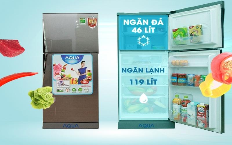 Gia đình bạn thêm tiết kiệm với tủ lạnh Aqua