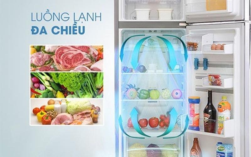 Tủ lạnh Electrolux với công nghệ Làm đa chiều vượt trội