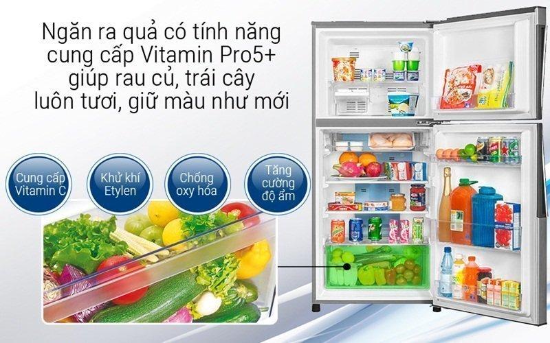 Cung cấp Vitamin Pro 5+ lưu giữ độ tươi ngon cho rau củ quả