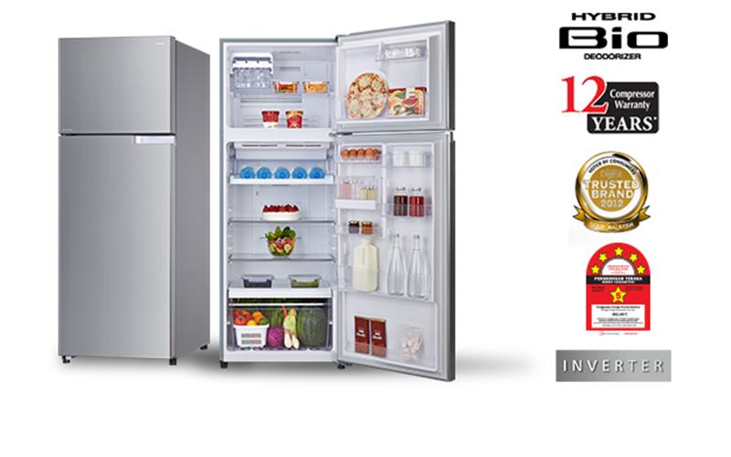 Tủ lạnh Toshiba GR-S19VPP, sự lựa chọn hoàn hảo cho gia đình bạn