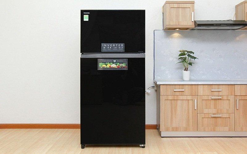 Tủ có thiết kế hiện đại, phù hợp với mọi không gian gia đình