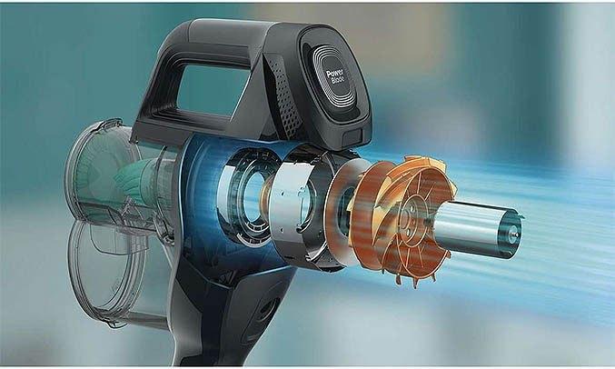 Máy hút bụi Philips FC6721 động cơ và công nghệ cao cấp