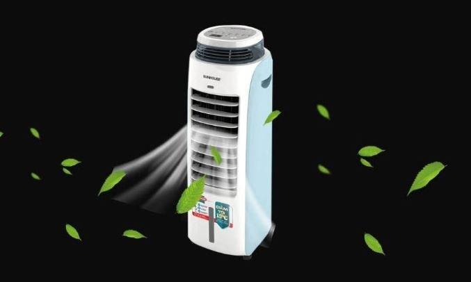Quạt điều hòa Sunhouse SHD7718 Tích hợp chế độ làm mát và lọc không khí