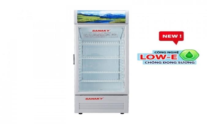 Tủ mát Sanaky 290 lít VH-358KL Làm lạnh hoàn hảo