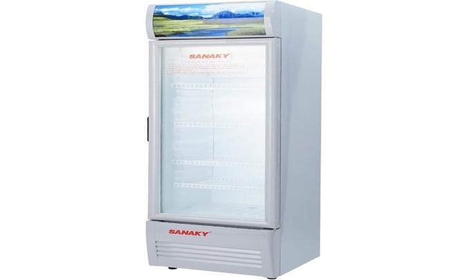 Tủ mát Sanaky 290 lít VH-358KL Hệ thống đèn Led đa năng