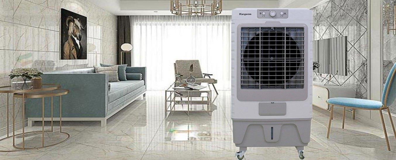 Quạt điều hòa Kangaroo KG50F38 thiết kế sang trọng hiện đại