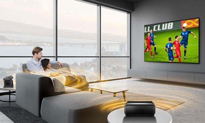 Smart Tivi LG 4K 49 inch 49NANO81TNA.ATV Âm thanh vòm sống động