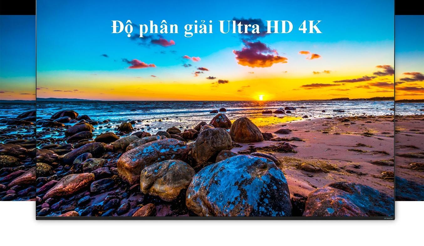 Smart Tivi LG 4K 49 inch 49NANO81TNA.ATV Công nghệ UHD 4K