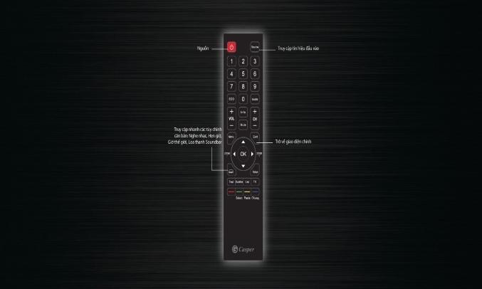 Tivi Casper 32 Inch 32HN5100