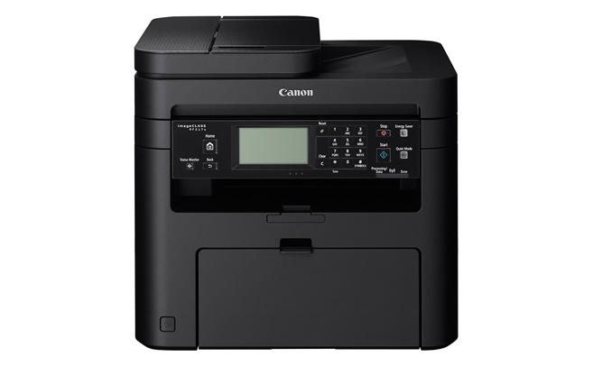Máy in Laser Canon MF217W có thiết kế hiện đại, tinh tế