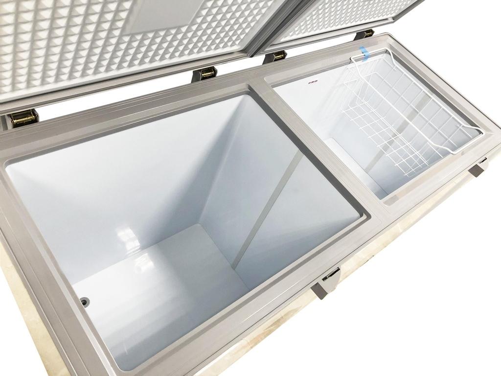 Tủ đông Sanaky Inverter 220 lít VH-2899W4K độ bền cao