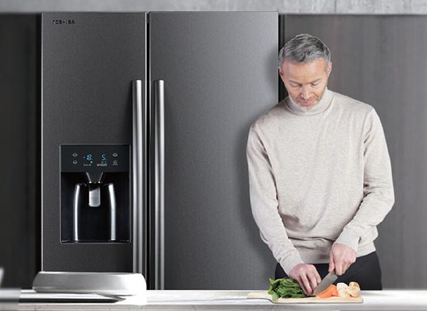 Tủ lạnh Toshiba Inverter 493 Lít GR-RS637WE-PMV(06) - Chế độ kỳ nghỉ tiết kiệm