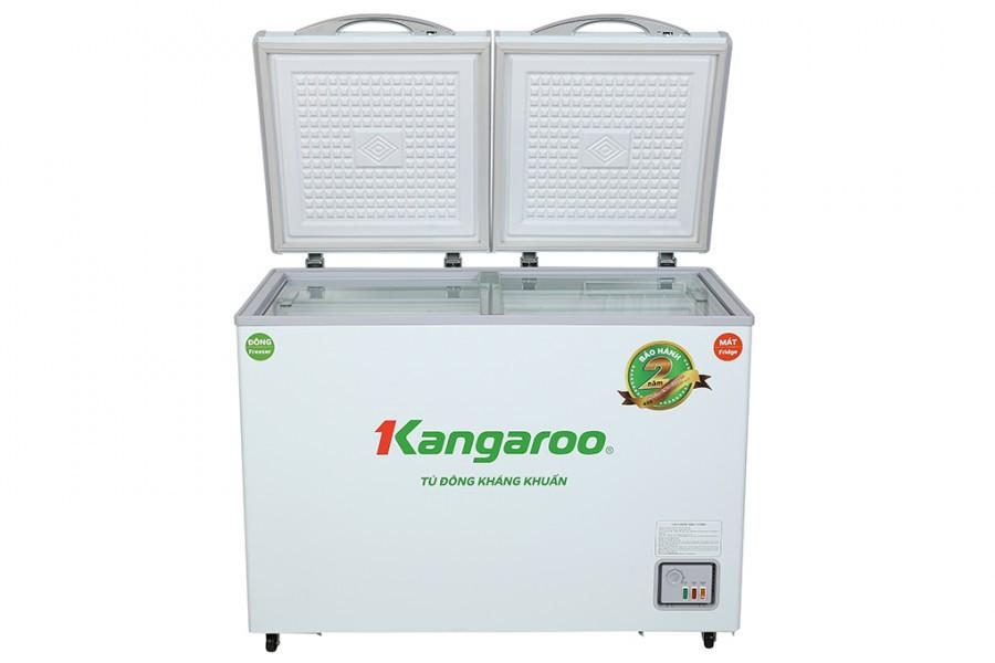 Tủ đông kháng khuẩn Kangaroo 212 Lít KG328NC2