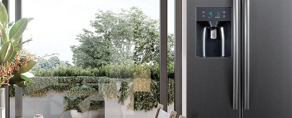 Tủ lạnh Toshiba Inverter 493 Lít GR-RS637WE-PMV(06) - Thiết kế ngăn sang trọng, nâng tầm không gian nhà bếp