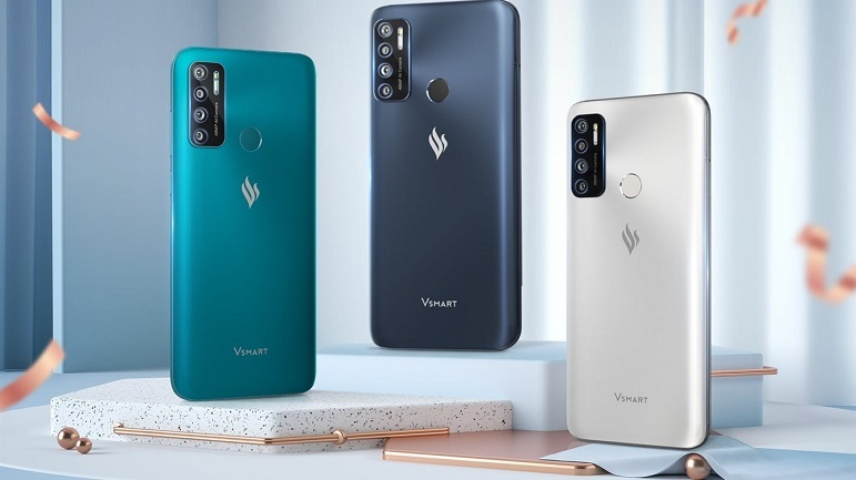 Điện thoại Vsmart Live 4