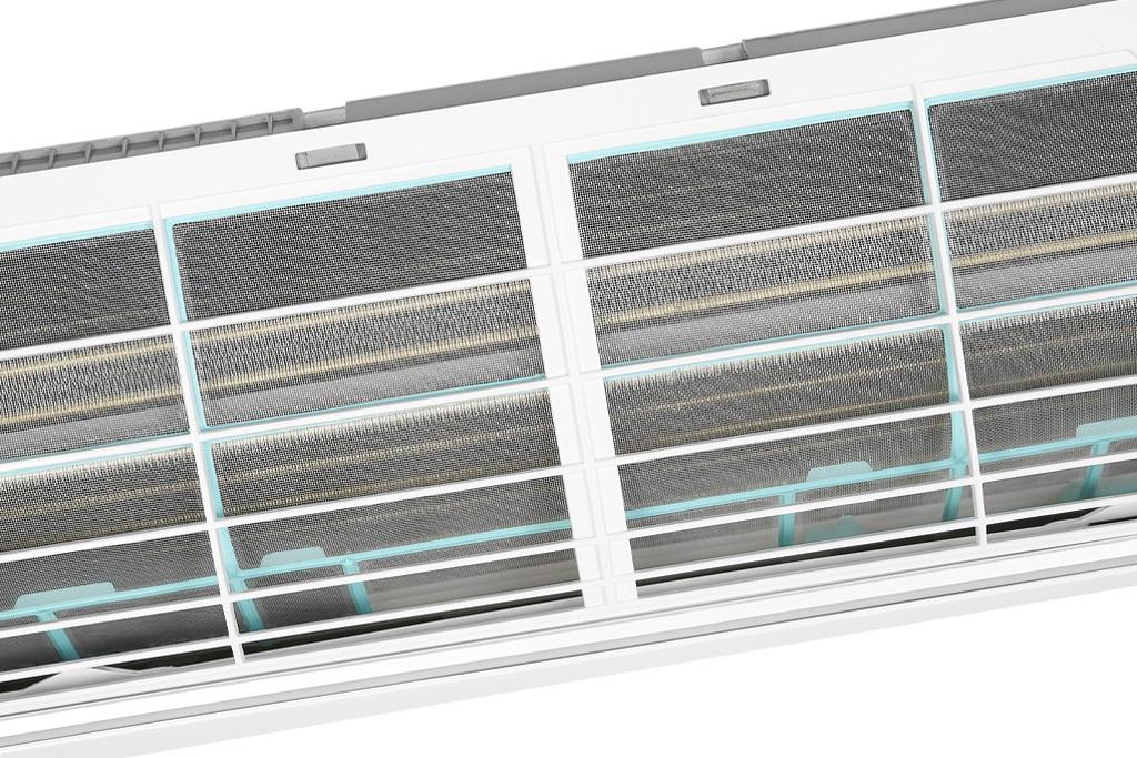 Máy lạnh Midea 1.5 HP MSAFC-13CRN8 - Bộ lọc 2 lớp HD