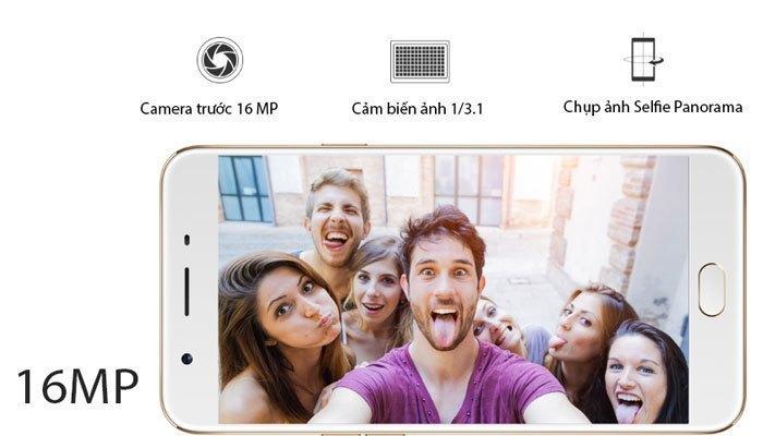 """""""Chuyên gia selfie"""" Oppo F1s chắc chắn sẽ là chiếc điện thoại không làm bạn thất vọng"""