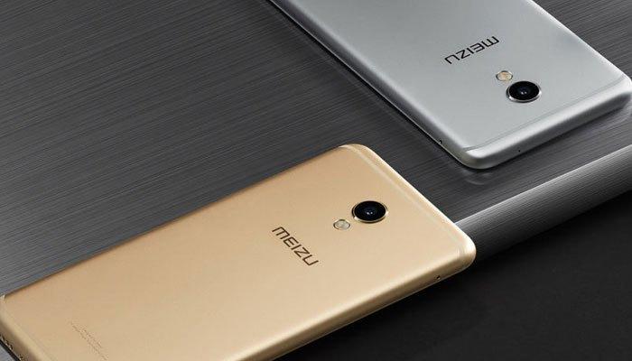 Điện thoại Meizu MX6 có thiết kể viền mỏng nhỏ gọn