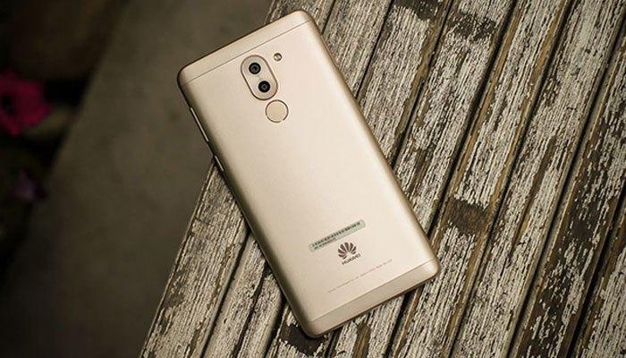 Điện thoại Huawei GR5 2017 sang trọng và hiện đại