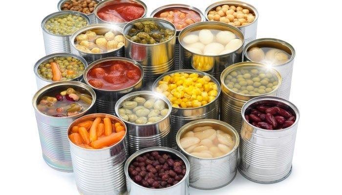 Chứa thực phẩm đóng hộp trong tủ lạnh có thể tiềm ẩn nguy hiểm
