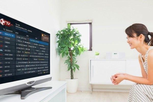 Hẹn giờ xem tivi sẽ giúp bạn không bỏ lỡ các chương trình yêu thích