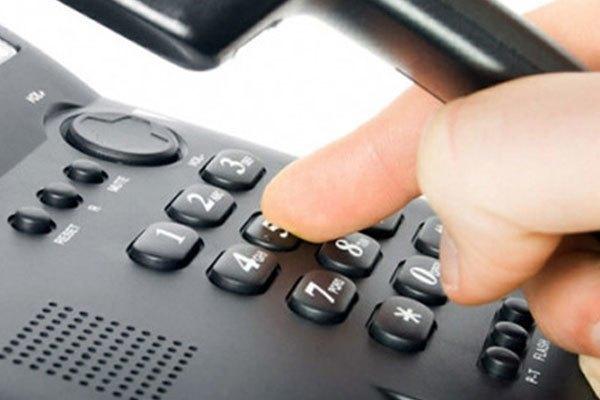 Các mẹ có thể chuyển qua sử dụng điện thoại bàn nếu cần đàm thoại dài