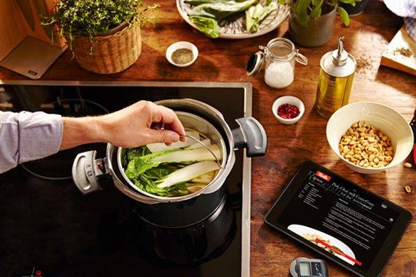 An toàn hơn với tính năng ngắt nhiệt khi quá tải trên bếp điện từ