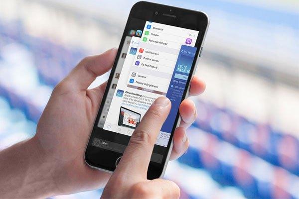 Các ứng dụng chạy ngầm sẽ khiến điện thoại tiêu hao năng lượng