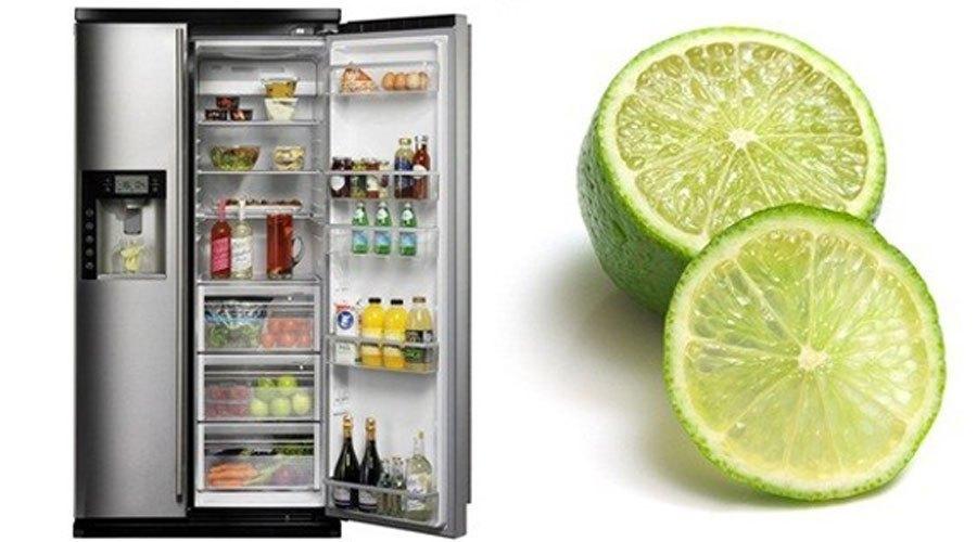 Chỉ với vài lát chanh mỏng, tủ lạnh nhà bạn sẽ khử hết các mùi hôi khó chịu