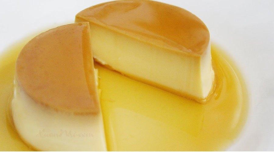 Những chiếc bánh flan thơm ngon, bỗ dưỡng được làm từ lò vi sóng sẽ khiến trẻ con nhà bạn mê tít