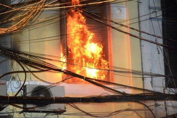 Dây điện rẻ tiền có thể gây cháy đồ gia dụng dẫn đến hậu quả thảm khốc