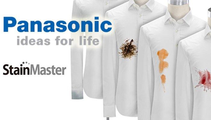 Công nghệ Stain Master trên máy giặt Panasonic mang đến bạn sự giặt giũ tối ưu