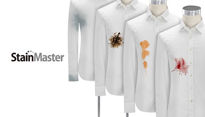 Công nghệ giặt nước nóng StainMaster+ trên máy giặt Panasonic giúp đánh bay mọi vết bẩn