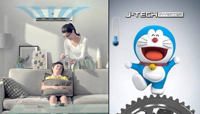 Chế độ baby của máy lạnh giúp con bạn ngon giấc