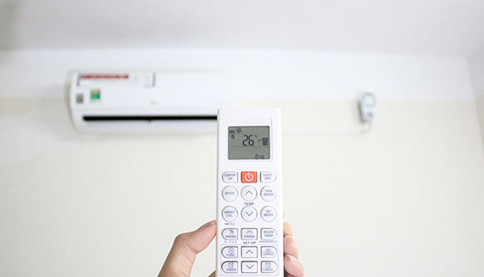 26 độ C là nhiệt độ hoàn hảo cho máy lạnh tại đất nước ta