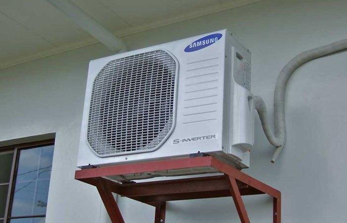 Cẩn thận cái mối hàn máy lạnh tránh tình trạng không làm lạnh được
