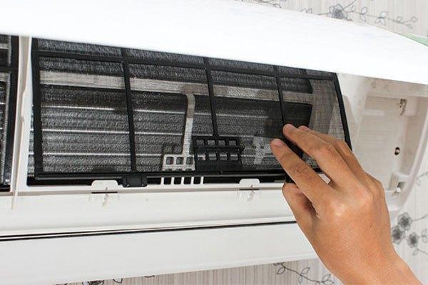 Máy lạnh có thể thay thế máy lọc không khí?