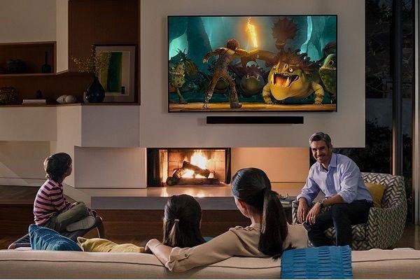Phòng đặt tivi càng ít thiết bị điện càng tốt