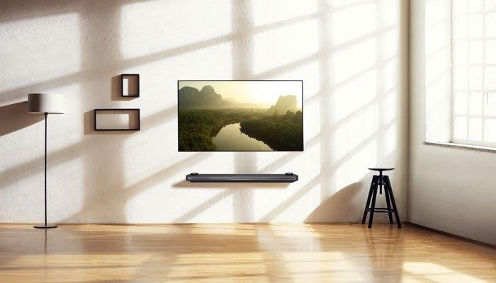 """Dolby Atmos và Dolby Vision """"song kiếm hợp bích"""" giúp chiếc tivi OLED LG trở nên vừa mạnh mẽ về âm thanh vừa sắc nét về hình ảnh"""