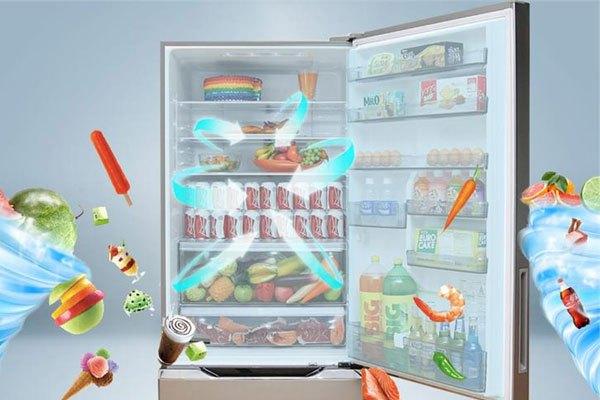 Thực phẩm bảo quản trong tủ lạnh tươi ngon hơn với công nghệ Ag Clean trên tủ lạnh Panasonic