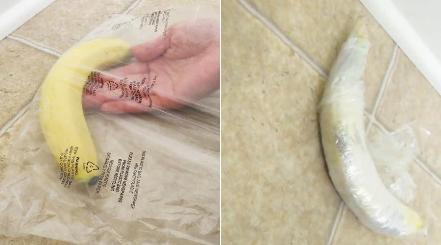 Cách bảo quản chuối tươi lâu trong tủ lạnh