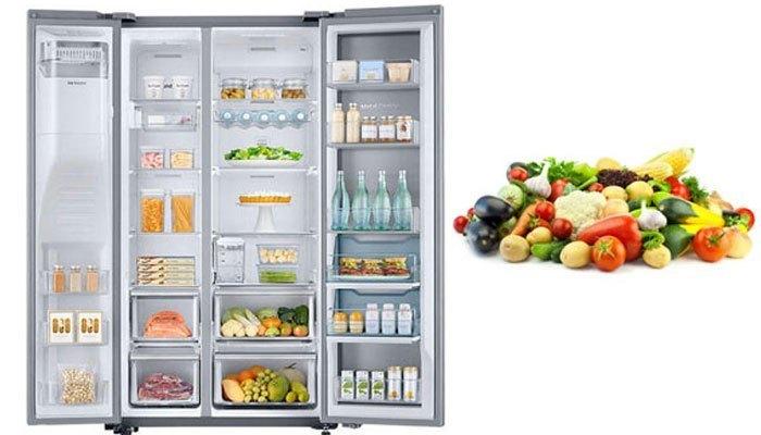 tủ lạnh từ 450 - 700 lít