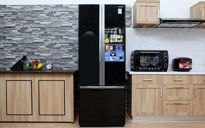 Nên mua tủ lạnh hãng nào? Tủ lạnh Hitachi